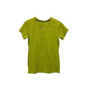 Nike Dri-Fit V-Neck T-Shirt